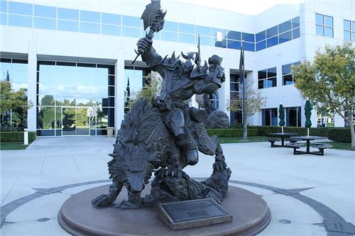 Blizzard Entertainment HQ